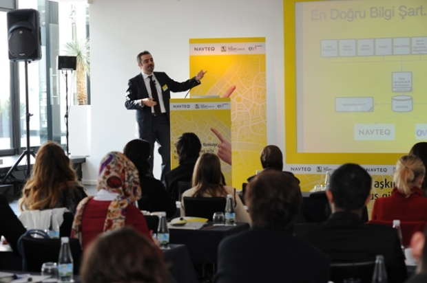 Presentation by Göktuğ Okan Oğuz - General Manager of eBusiness - Turkey Yellow Pages