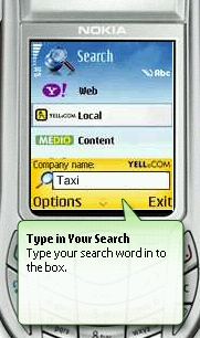 Nokia Mobile Search