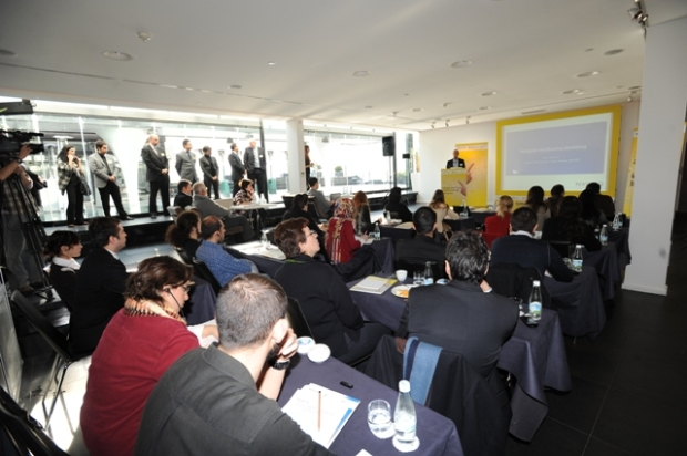 Press Conference of Navteq and Yellow Pages
