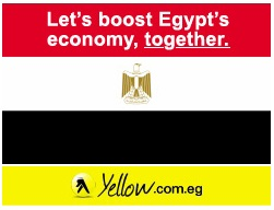 Let's boost Egypt's economy, together.