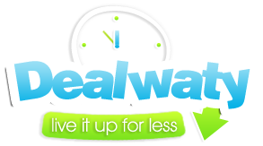 Dealwaty - Live it up for less