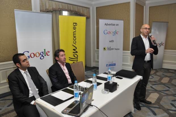 Keynote of Ahmed Hafez - Head of Sales - Google Egypt and North Africa