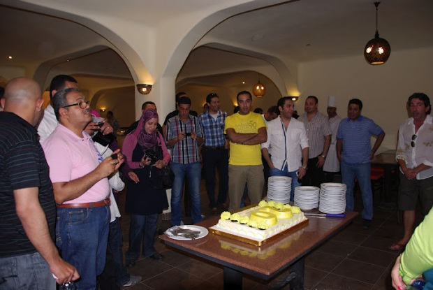 Egypt Yellow Pages Team Celebrates 20 Proud Years in Egypt