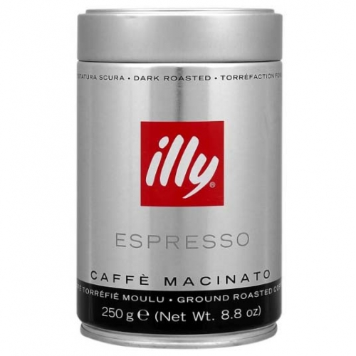 ILLY Black - Dark Roast