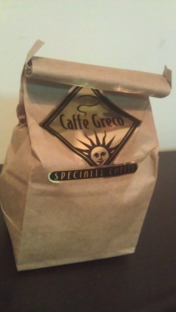 Coffee Greco - French Roast Espresso Ground Cofee